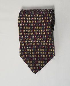 Ferrell Reed Handmade Silk Tie Mens